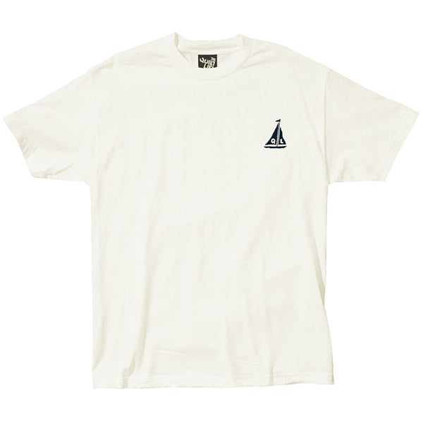 The Quiet Life - Sail Tee - Natural