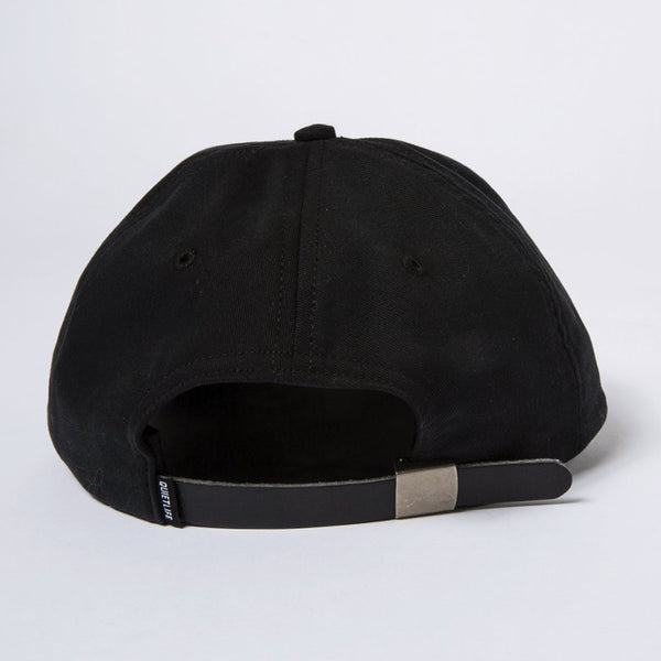 The Quiet Life - Script Polo Hat - Black
