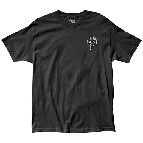 The Quiet Life - Sharpie Tee - Black