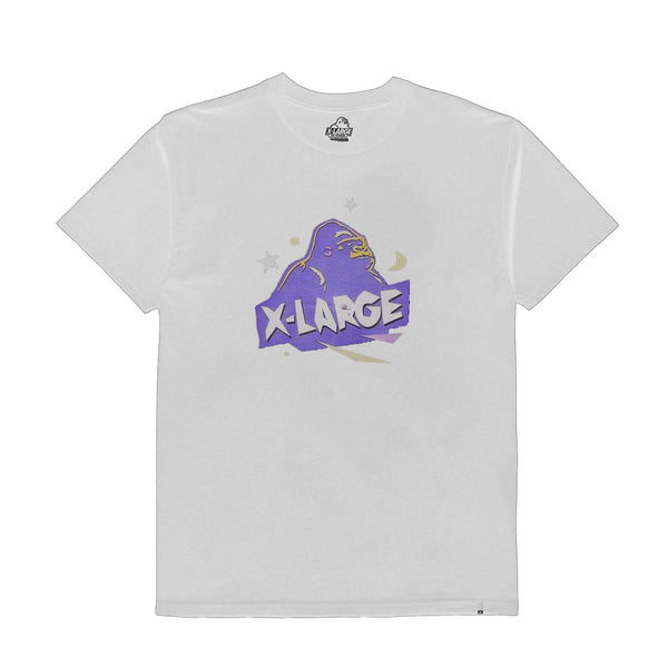 XLARGE - CRAFT OG TEE - WHITE