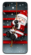 Load image into Gallery viewer, Santa iPhone case