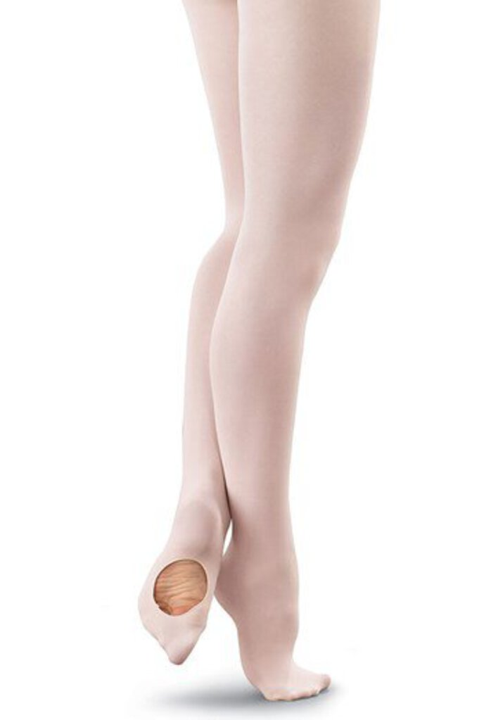 Balera Convertible Dance Tights- Toddler