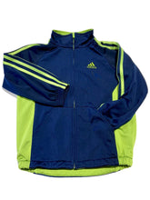 Load image into Gallery viewer, Adidas Navy Track Jacket (5T)