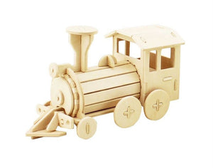 Hands Craft 3D Wooden Puzzle - Train