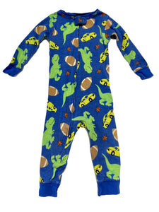 Carter's Dinosaur Football Pj's (6-9mo)