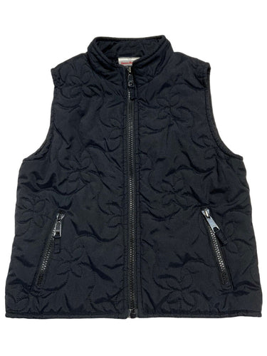 Hanna Andersson Quilted Winter Vest (5T)