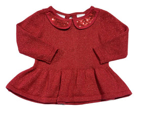 Old Navy Baby Girl Holiday Outfit (0/3mo)