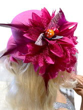 Load image into Gallery viewer, Mushroom Fascinator Hat