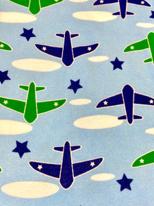 NewJammies Organic Cotton Airplane Pj's