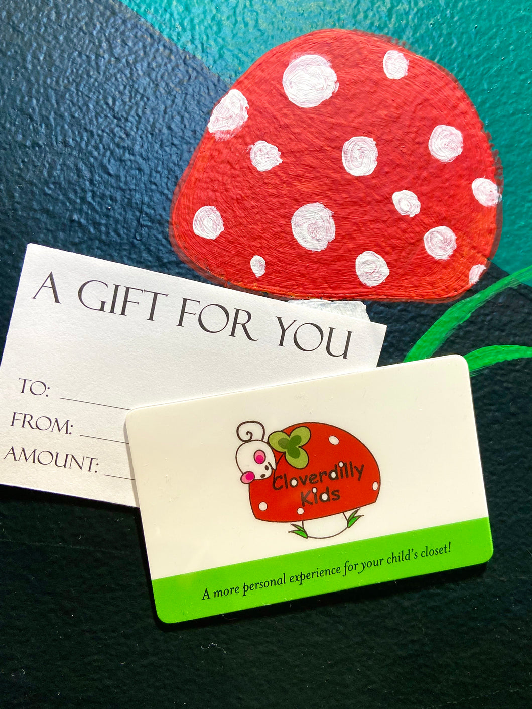 Cloverdilly Kids Gift Card