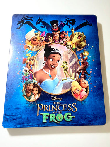 Disney The Princess & The Frog