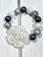 Load image into Gallery viewer, Teether Grabber Bracelet- Flowers