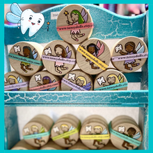 Load image into Gallery viewer, GIRLS Wooden Tooth Fairy Boxes