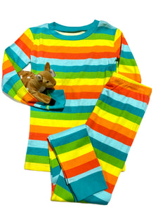 NewJammies Organic Cotton Striped Pj's