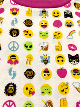 Load image into Gallery viewer, NewJammies Organic Cotton Emoji Pj's