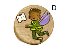 Load image into Gallery viewer, BOYS Wooden Tooth Fairy Boxes
