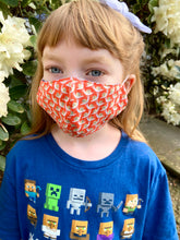Load image into Gallery viewer, Cloth Face Mask- Polka Dots