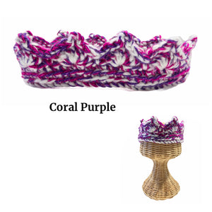 Costume Crochet Crowns (Adult)
