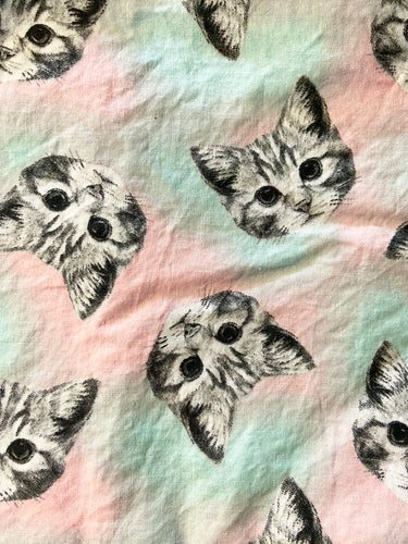 Cloth Face Mask- Kittens