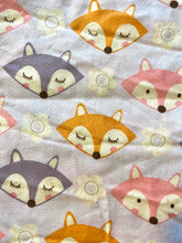 Load image into Gallery viewer, Cloth Face Mask- Fox