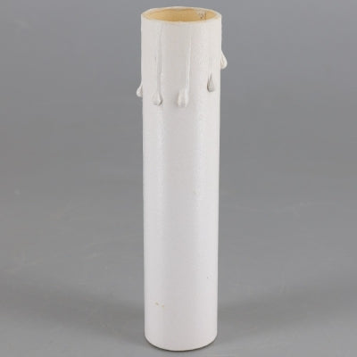 PAPER CANDLEABRA SOCKET COVER - WITH DRIP