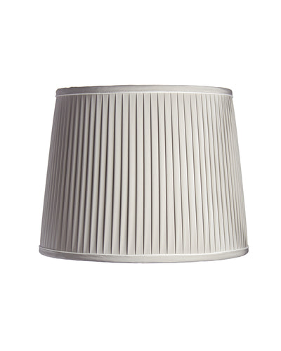 Drum Half Inch Knife Pleat Lampshade