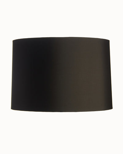 Drum Black Chiffon with Gold Foil Liner - Replacement