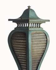 Outdoor or Indoor Sconce Pagoda