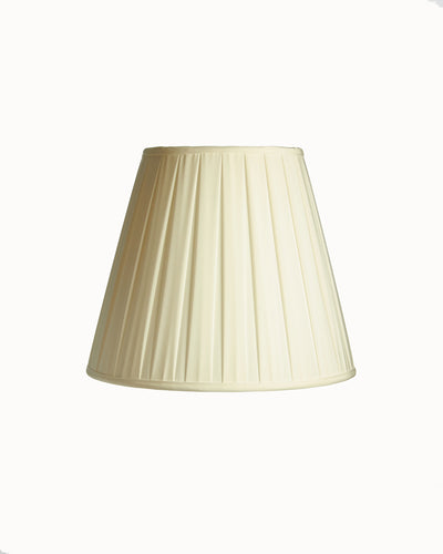 Deep Empire Open Box Pleat Lampshade