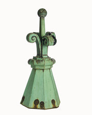 Whimsical Copper Building Finial Architectural Find