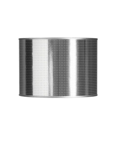 Illume's Precision Cut Perforated Chrome Foil Drums