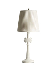 Empire Knife Pleat Lampshade
