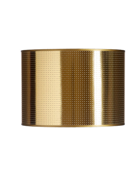 Illume's Precision Cut Perforated Gold Foil Drums