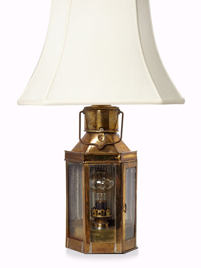 Brass Nautical Cabin Lantern