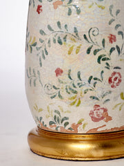 Climbing Rose Terracotta Table Lamp