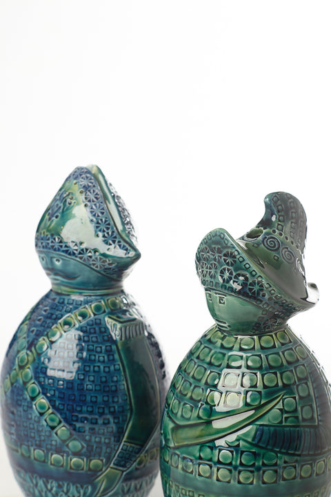 Pair of Rimini Figurines