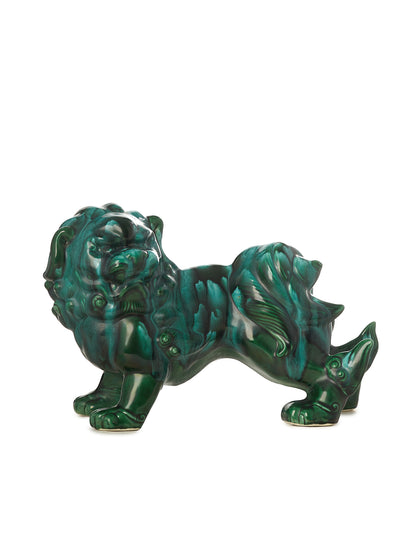 Malachite Foo Dog