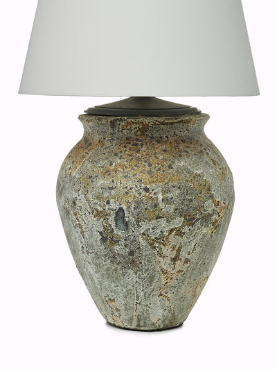 Barnacle Oil Vessel Table Lamp