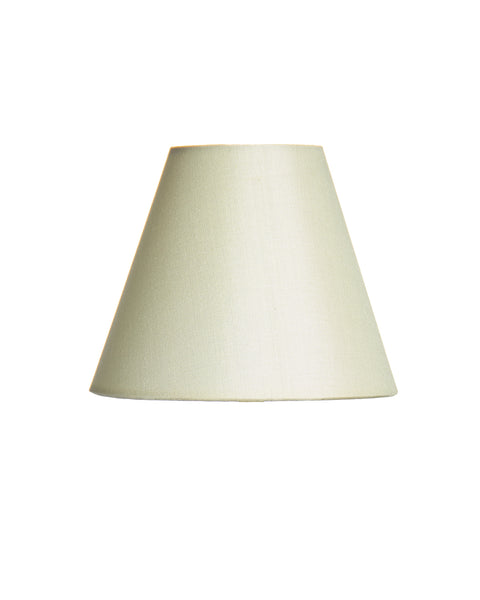 Mini Empire Bone Silk Lampshade