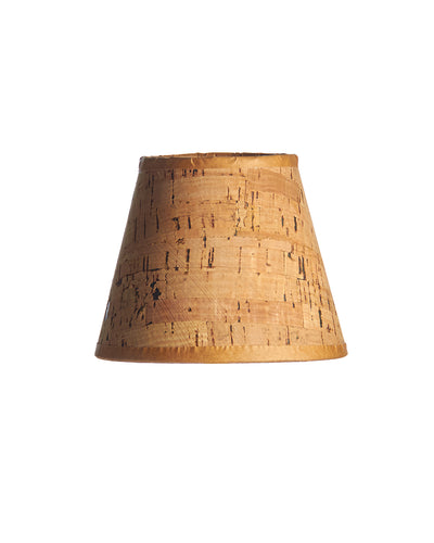Mini Cork Sconce and Chandelier Lampshade