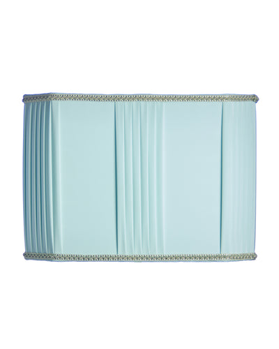 Octagon Square Drum Tiffany Blue