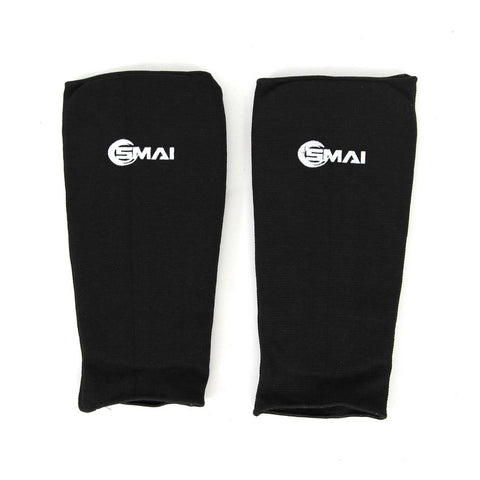 SHIN GUARD - ELASTIC - Talon Fight Gear
