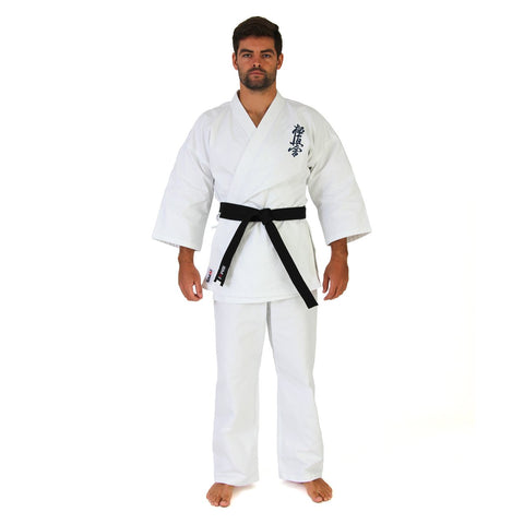 KYOKUSHIN KAI UNIFORM - 12OZ CANVAS SUPREME GI - Talon Fight Gear