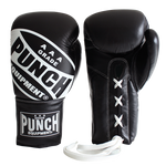 TROPHY GETTERS LACE UP BOXING GLOVES - Talon Fight Gear