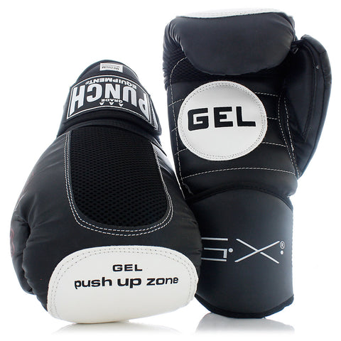 GX HYBRID PUNCHFIT® BOXING GLOVES/PADS - Talon Fight Gear