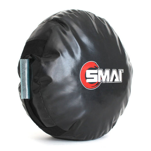 ROUND BOXERS SHIELD