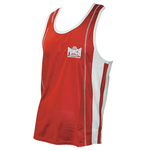AMATEUR COMPETITION BOXING SINGLET - Talon Fight Gear