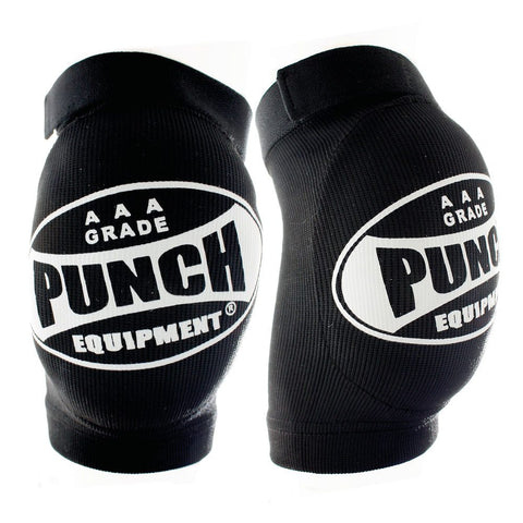 PUNCH MUAY THAI ELBOW PADS - Talon Fight Gear