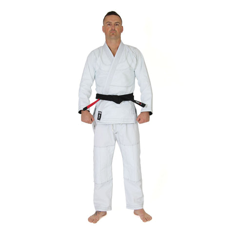 SUPREME JIU JITSU UNIFORM - WHITE, BLUE, BLACK