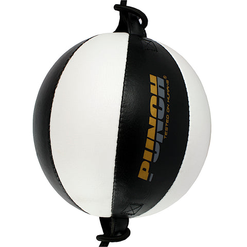 "10"" PUNCH URBAN LEATHER FLOOR TO CEILING BALL - Talon Fight Gear"